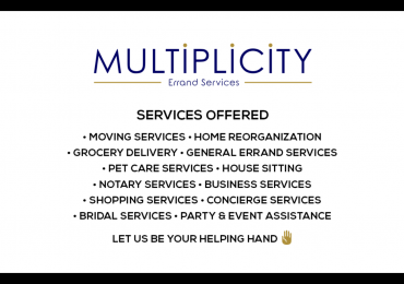 Multiplicity Errand Services