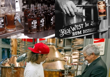 Key West First Legal Rum Distillery 105 Simonton St. Key West FL 33040