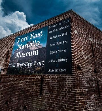 Fort East Martello Museum